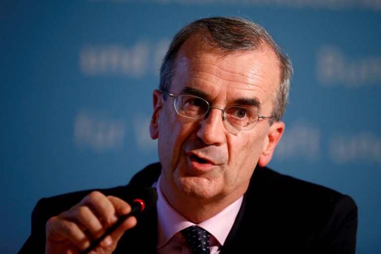 Глава Центробанка Франции