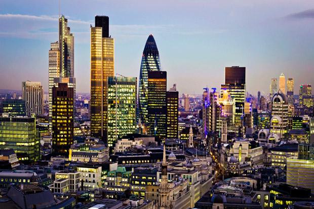 Visa центр инноваций в Лондоне