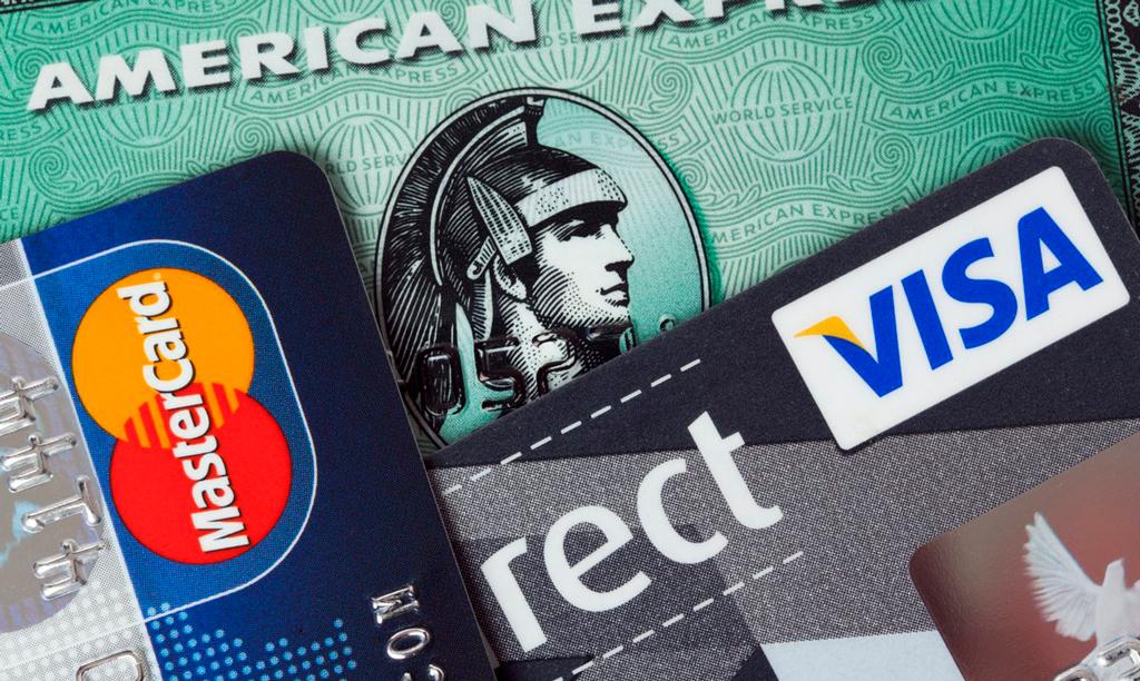 Mastercard против Visa