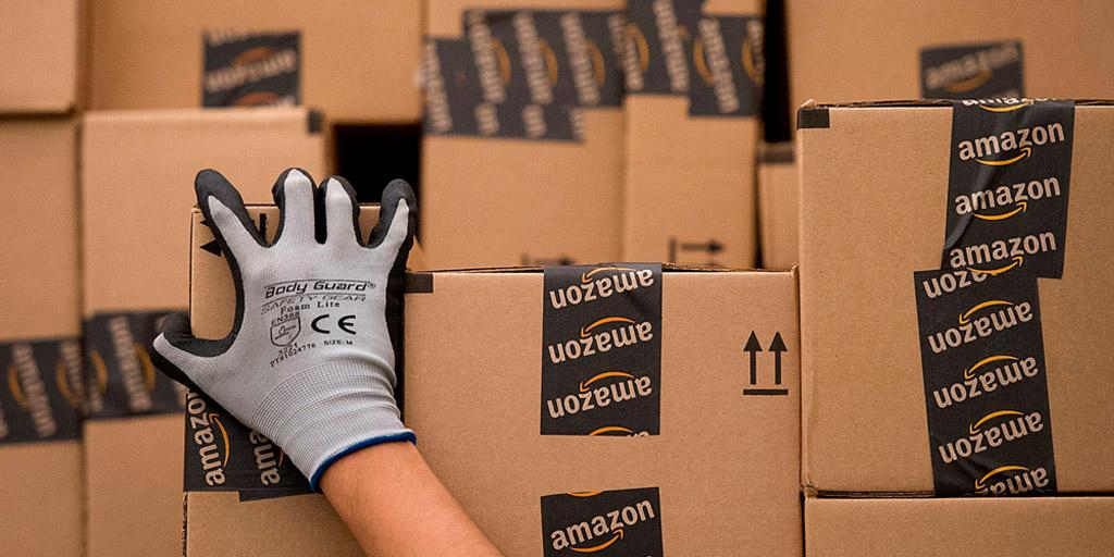 Amazon создаст рабочие места в Европе