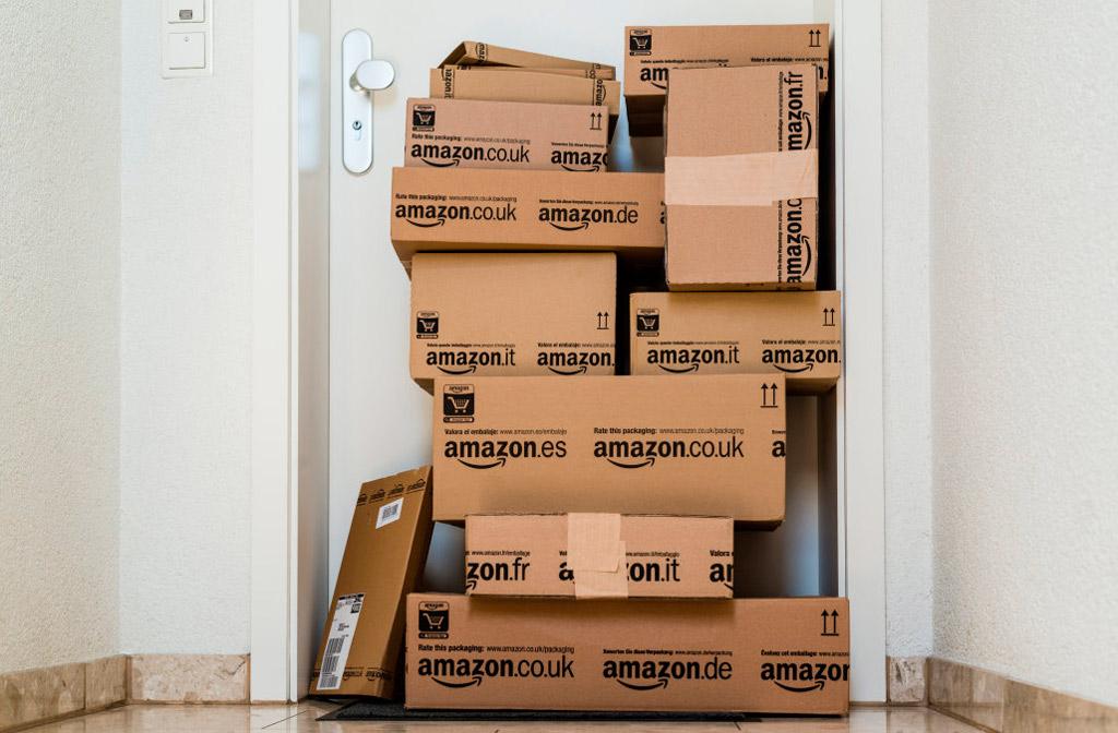 Amazon рынок электронной коммерции