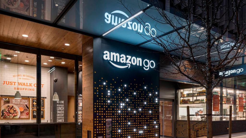 Магазин Amazon Go