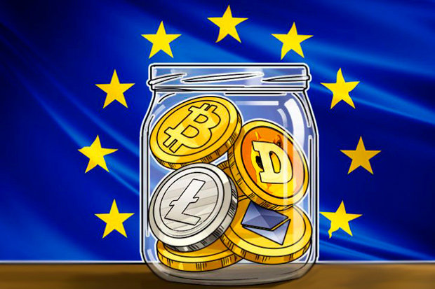 Блокчейн Еврокомиссия Европарламент