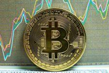 Курс биткоина уверенно держится выше заветной отметки