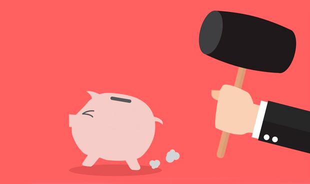 Банки отток вкладов