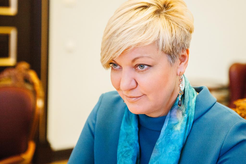 Зарплата Гонтаревой за январь