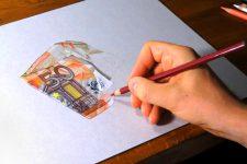 Как проверить евро на подлинность: чек-лист с фото