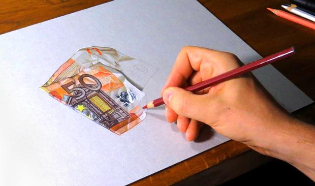 Як перевірити євро на справжність: чек-лист з фото