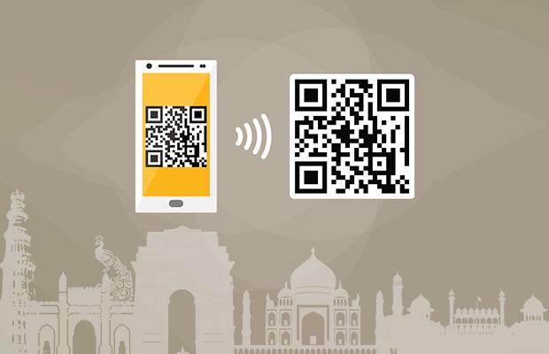 Платежный сервис на основе QR-кодов Индия