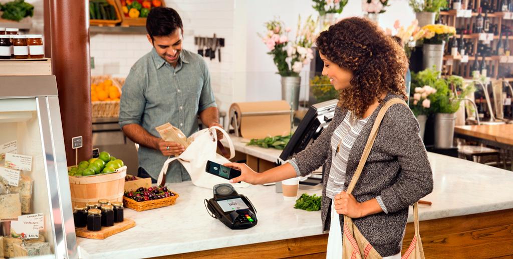 Мобильные бесконтактные платежи