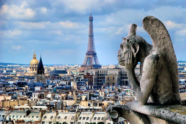 Банки Брексит Париж Лондон