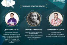 О широком функционале чат-ботов эксперты расскажут на ChatBot Conference