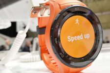 MWC-2017: Huawei представил смарт-часы с опцией платежей