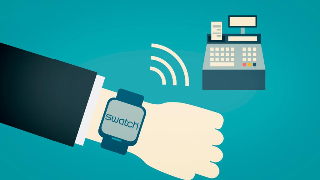 Операционная система для смарт-часов Swatch