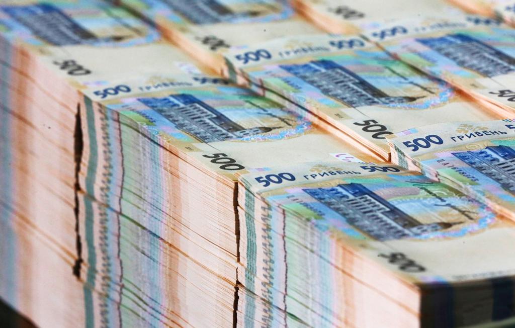 Убыток банковской системы Украины