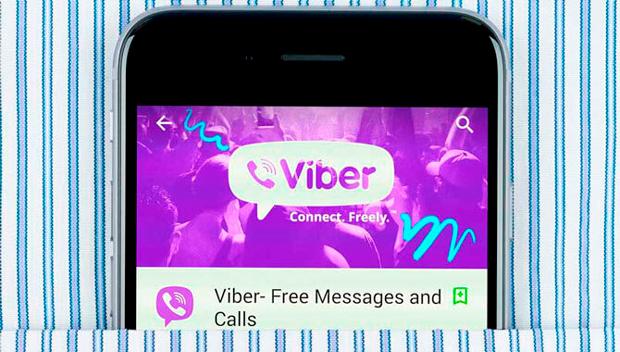 Viber кнопка электронной коммерции