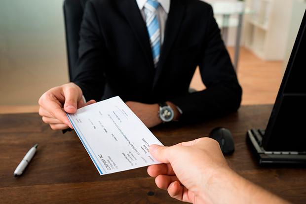 Банковские чеки