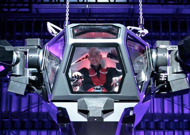 Безос протестировал робота
