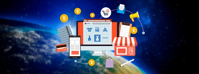 Электронная коммерция в мире: итоги и прогнозы