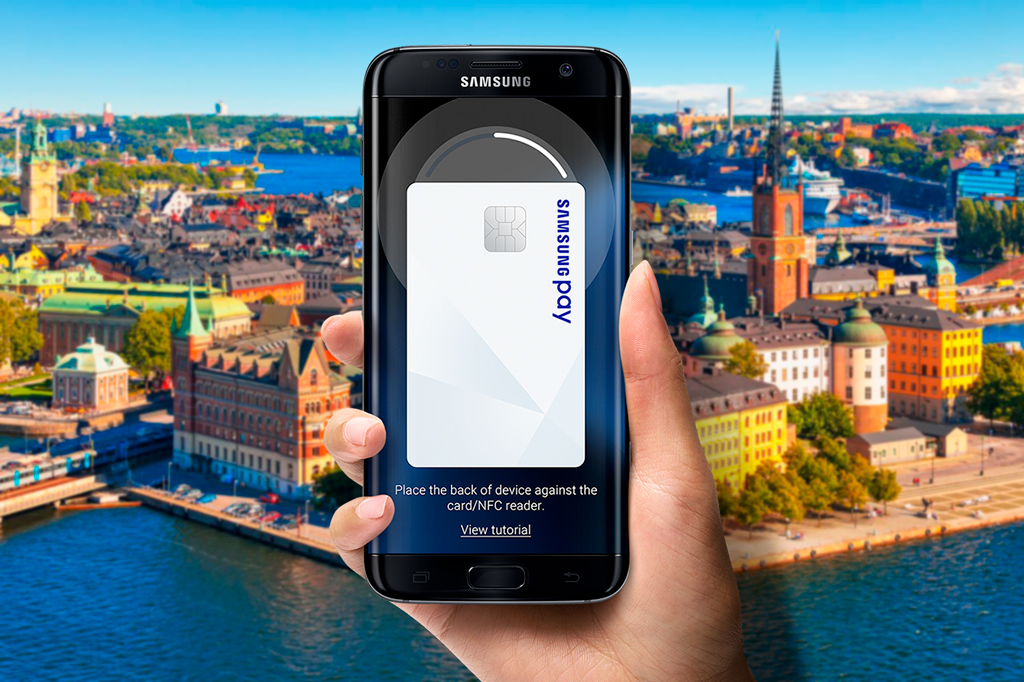 Кошелек Samsung