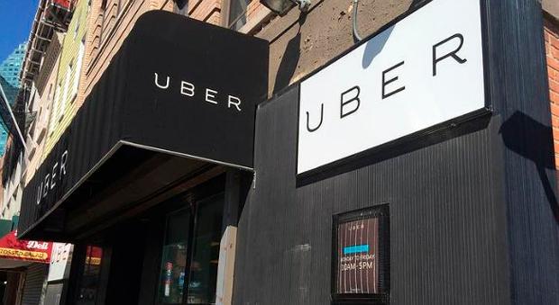 Uber в Днепре