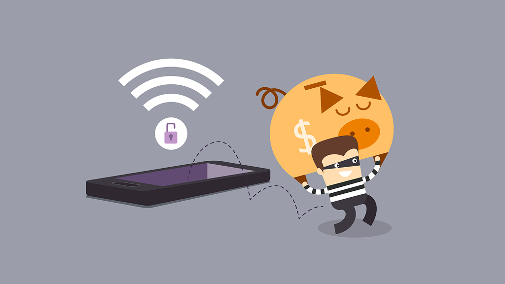 Безопасность мобильных кошельков