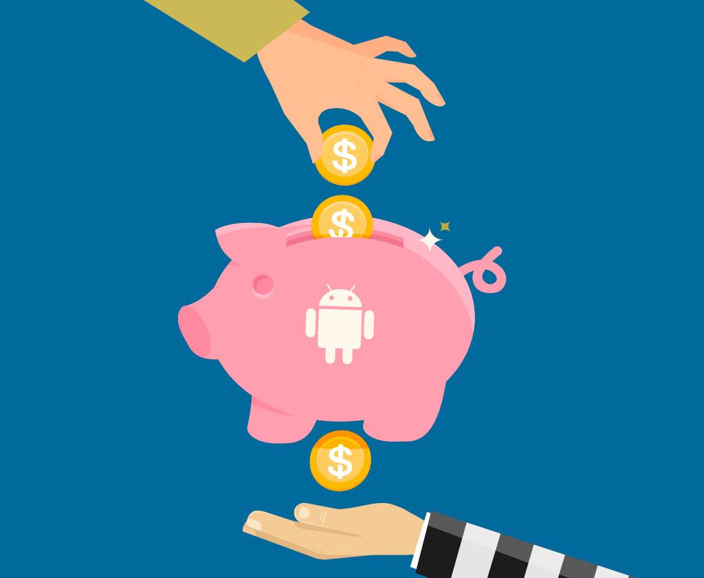 Вмобильном банковском дополнении для андроид завелся вирус