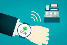 Android Pay появится в часах известного американского бренда