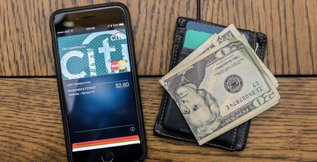 Успехи Apple Pay