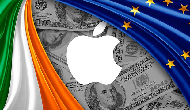 Apple Pay в Ирландии