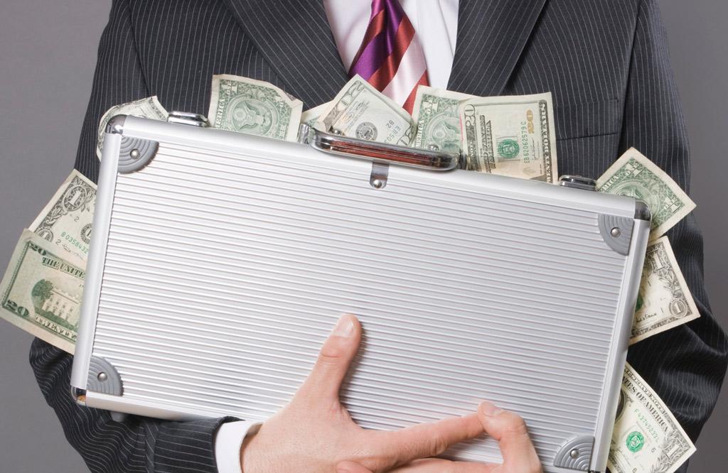 Где хранят деньги чиновники