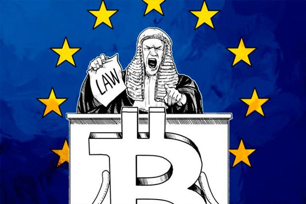 Цифровые валюты в ЕС