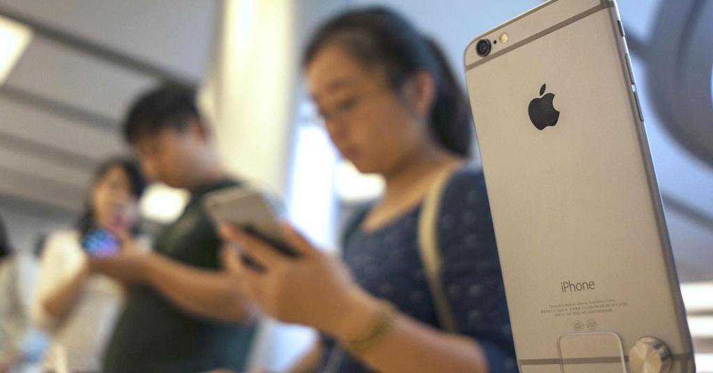 Мобильный сервис Apple Pay непопулярен в Китае (видео)