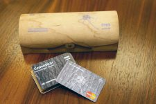 В Украине появилась первая экологически чистая платежная карта