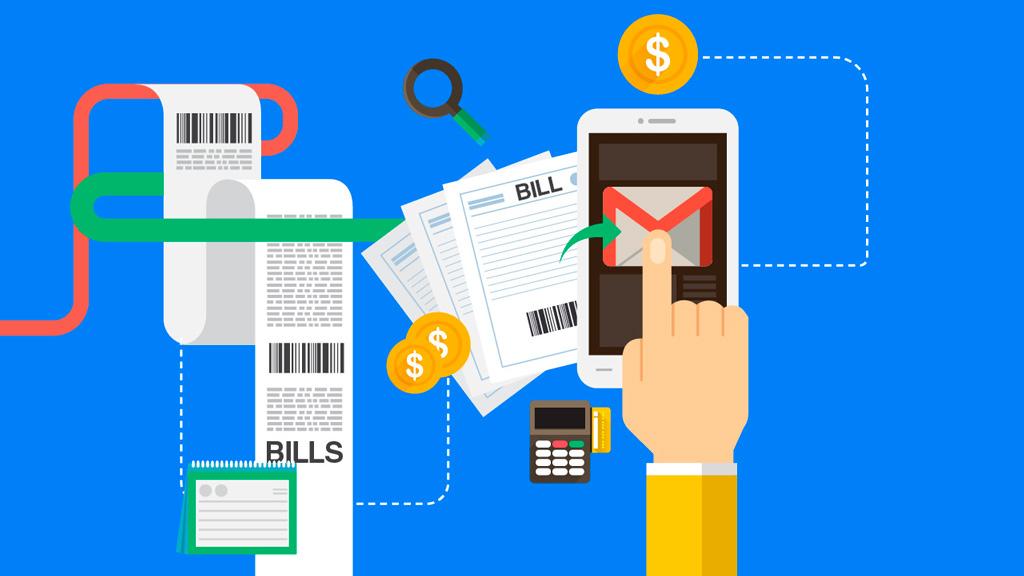 УGmail возникла  новая услуга перевода денежных средств  прямо вписьме