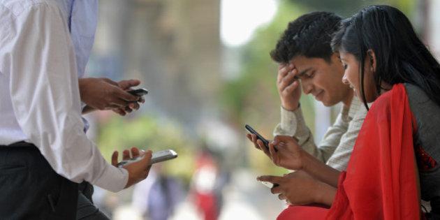 Индия мобильный банкинг
