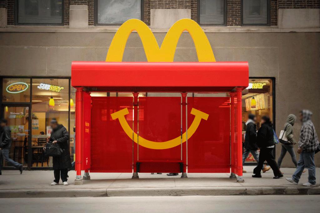 Мобильные заказы и платежи McDonald's