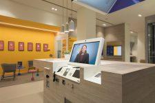 Банк самообслуживания: европейский банк открыл автоматизированные отделения