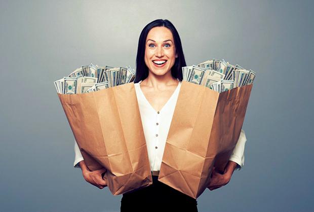 Самые богатые женщины
