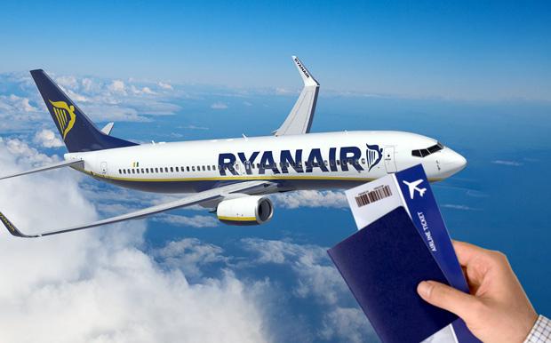 Как купить билет на Ryanair