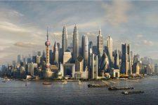 Названы крупнейшие финансовые центры мира