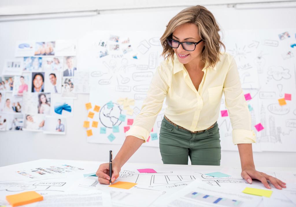 Женщины-предприниматели Mastercard