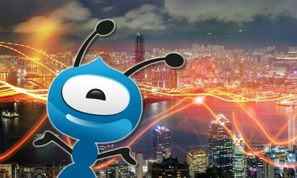 Ant Financial в Индонезии