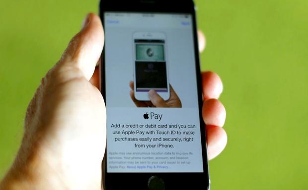 Apple P2P-платежи дебетовые карты