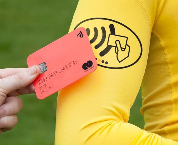 технология Mastercard