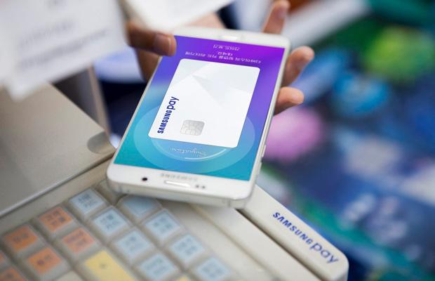 Названо количество пользователей Apple Pay, Samsung Pay и Android Pay