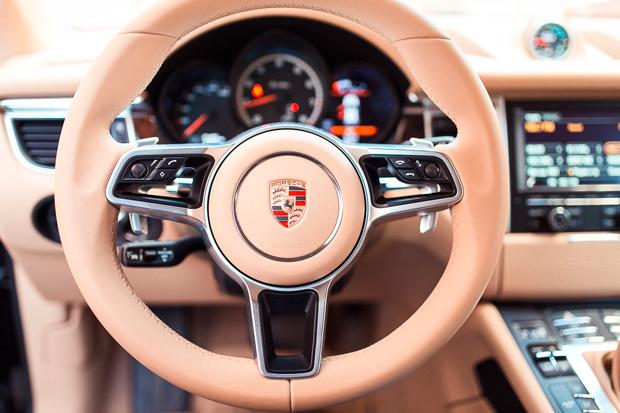 Porsche блокчейн