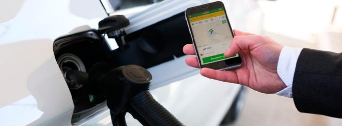 Не выходя из машины: WOG и Mastercard позволяют оплатить бензин в один клик