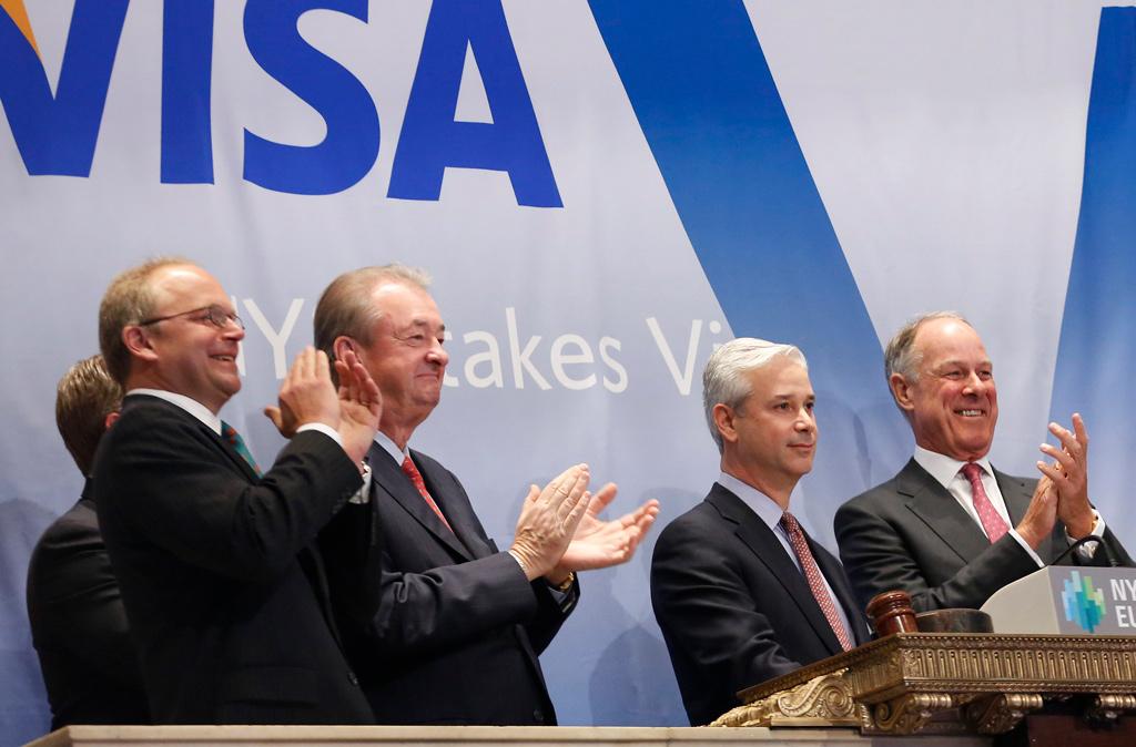 Visa Visa Europe