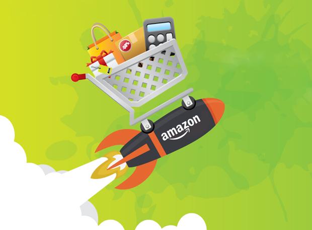 Amazon в Индии